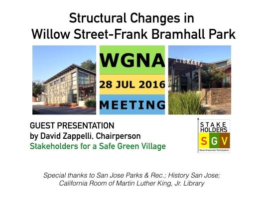 Stakeholders WSP Presentation